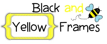Black and Yellow Frames