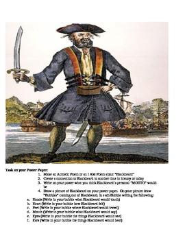 Blackbeard Activity