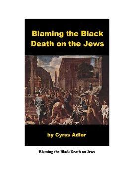 Blaming the Black Death on the Jews