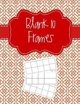 Blank 10 Frames