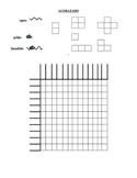 Blank Battleship grid