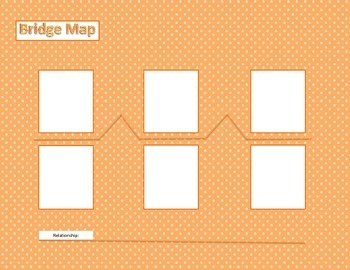 Blank Bridge Map