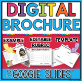 Digital Brochure in Google Slides