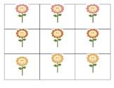 Blank Garden Articulation Cards