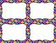 Blank Task Cards - Jewel Tone