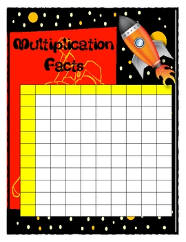 Blast off Multiplication
