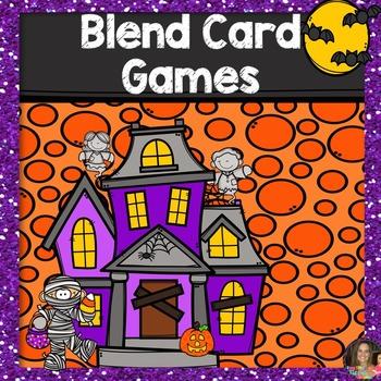 Blend Card Games- Halloween Edition