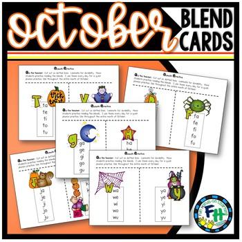 Blend Cards (October)