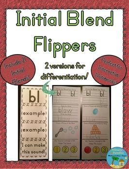 Blend Flippers {21 Initial Blends}