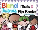 Blend Friends Lit. Station Mats and FlipBooks