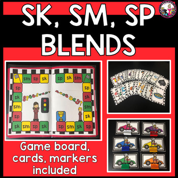 Blend Game- sm/sp/sk!