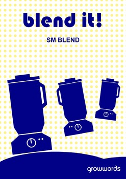 Blend It! SM Blends for Phonology and Articulation