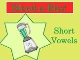 Short Vowels BUNDLE  Blending Fluency Building Slideshows