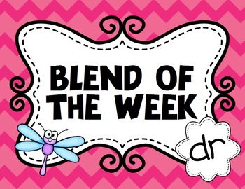 Blend of the Week - dr