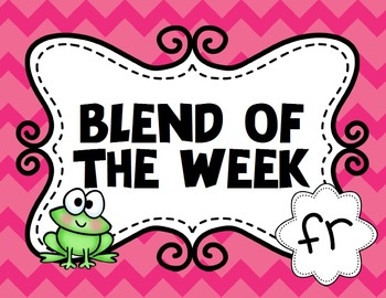 Blend of the Week - fr