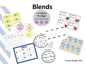 Blend unit