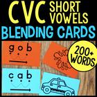 Blending Cards