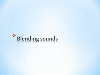 Blending Sounds