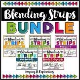 Blending Word Strips Bundle
