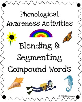 Blending and Segmenting Compound Words