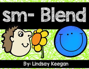 Blends: SM Blend Activities