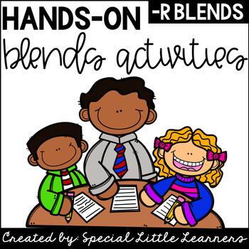 Blends Activities {R Blends}