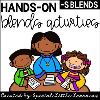 Blends Activities {S Blends}