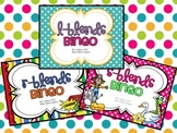 Blends Bingo Pack - L-Blends, R-Blends & S-Blends