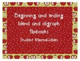Blends & Digraphs Flipbooks