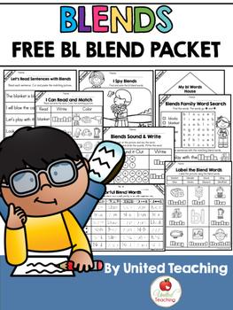 Blends: Free BL Blend Packet Sampler