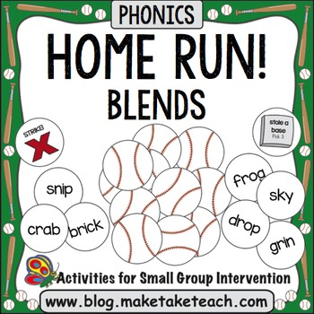 Blends - Home Run!