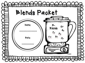 Blends Packet- R Blends
