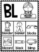 Blends Posters and/or Portable Word Wall