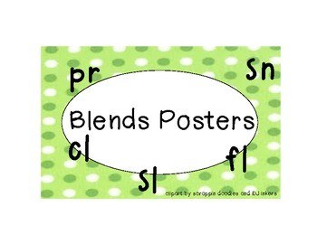 Blends Posters