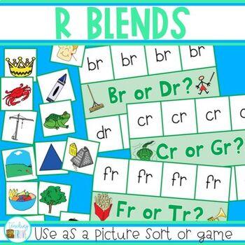 Blends - R Blends