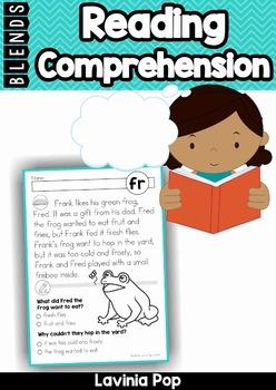 Blends Reading Comprehension