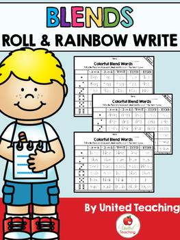 Blends: Roll & Write Bundle