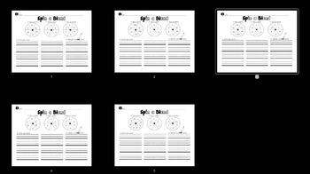 Blends: Spin a Blend & Highlight and Write