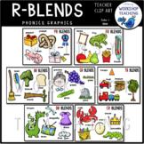 Blends With R Value Bundle Clip Art (7 Sets) Whimsy Worksh