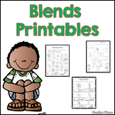 Blends Printables