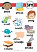 Blends Worksheets and Activities - SM