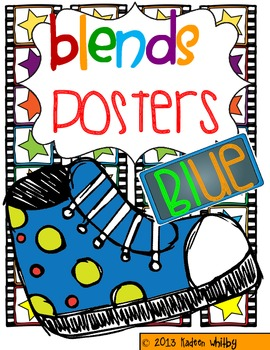 DIGRAPH & BLENDS POSTERS