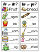 Blends and Digraphs Word Building