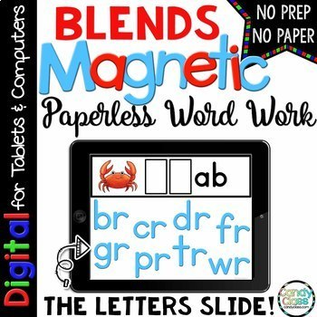 Blends Word Work for Google Use
