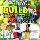 Block Building - STEM Projects with Blocks