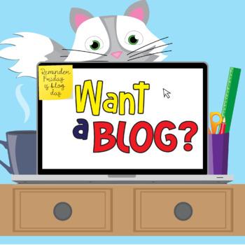 Blog: Full Starter Blog Package for WordPress