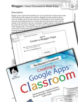 Blogger--Class Discussions Made Easy