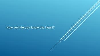 Intro to Heart Powerpoint
