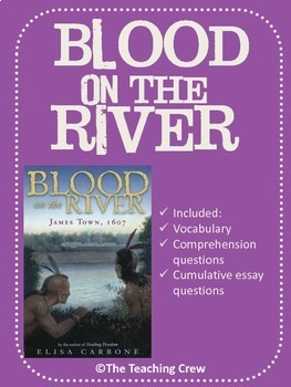 Blood on the River Lit Pack