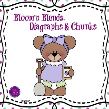 Bloomin' Blends, Digraphs & Chunks